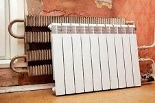 установка радиатора отопления в Анапе